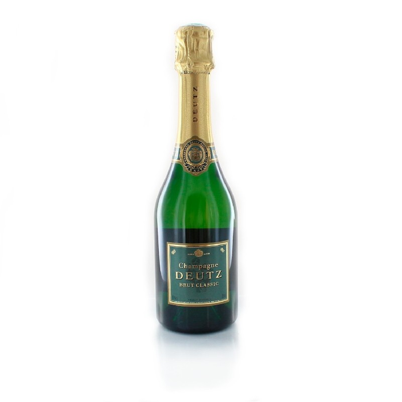 Demie Bouteille de Champagne Deutz