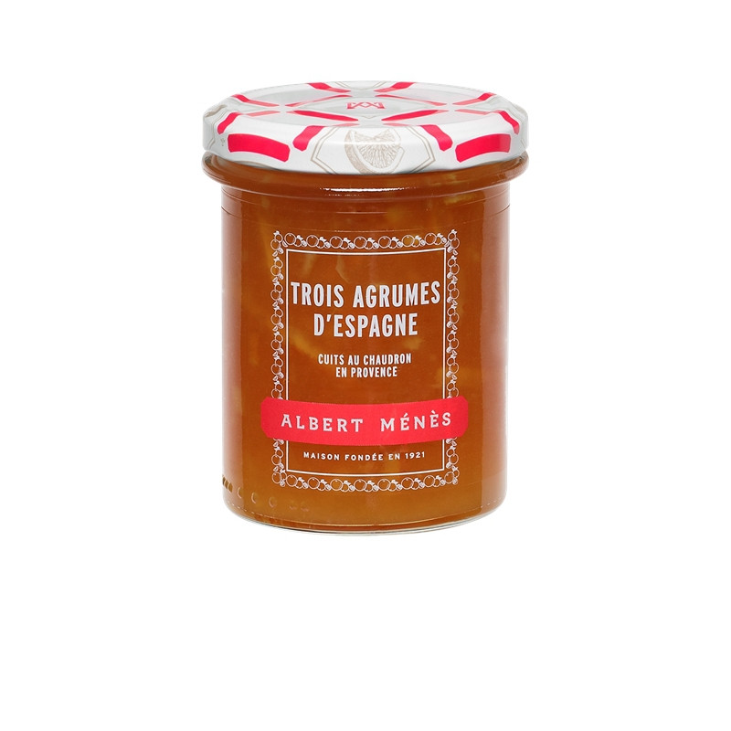 Marmelade de Trois Agrumes
