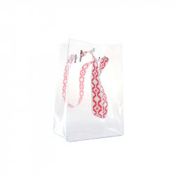 Mini Sac Cabas Transparent