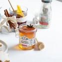 Miel d'Oranger Parfumé aux Epices