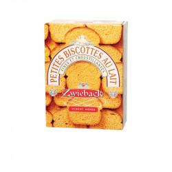 Zwieback - Small Milk Toasts