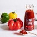 Ketchup Gastronomique Rouge au Piment d'Espelette