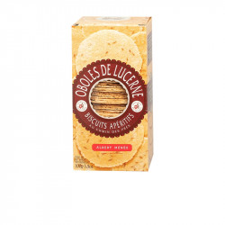 Lucerne Obole Biscuits with Caraway Seeds