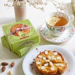 Gâteau de Visan en Provence aux Amandes - Sans Gluten