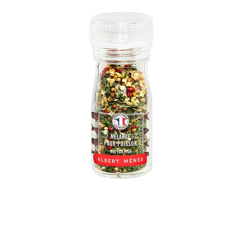 Mix for Fish - Spice Mill