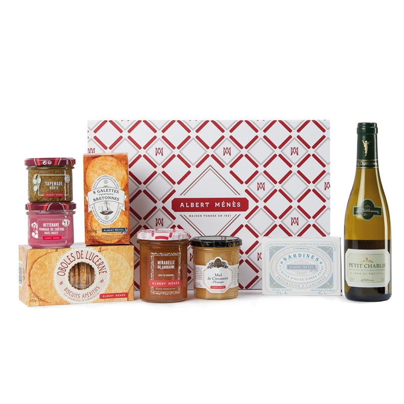 Sweet and Salty Temptation Gift Set
