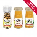Set of 3 Healthy Spices