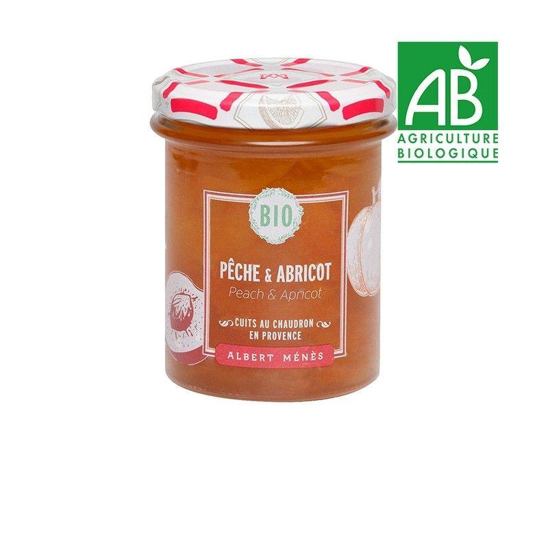 Organic Extra Peach and Apricot Jam