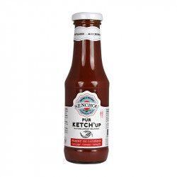 Pur Ketchup Tomate au Piment de Cayenne